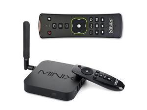 MINIX NEO U1 Latest Ultra 4K HD Android 64-Bit TV Box Streaming Media Player with A2 Lite Wireless Mouse Remote Control
