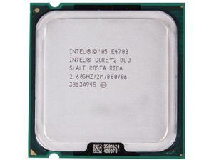 Intel Core 2 Duo E4700  2.6 GHz, Dual-Core Processor,2M L2 Cache, 800MHz FSB, LGA775 desktop CPU