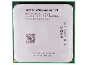 AMD Phenom II X4 920 2.8GHz Quad-Core CPU Processor HDX920XCJ4DGI 125W Socket AM2+ desktop CPU