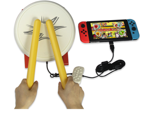 Taiko Drum Drumstick Game Controller Gamepad For Nintendo Switch Console