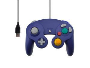 CORN Gamecube Controller -  Classic USB Wired Game Controller Adapter Pad Gamepad Joystick Accessory for Nintendo for Nintendo Wii GameCube GC Console