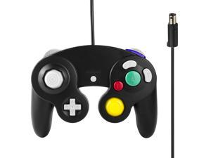 CORN Gamecube Controller -  NGC host interface Wired Game Controller Adapter Pad Gamepad Joystick Accessory for Nintendo for Nintendo Wii GameCube GC Console