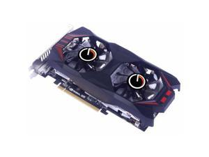CORN GTX 1060 192-Bit 4GB GDDR5 Graphic Card with dual fans DirectX12 Video Card GPU PCI Express 3.0 DP/DVI-D/HDMI,Play for LOL,DOTA,COD,War Thunder etc.