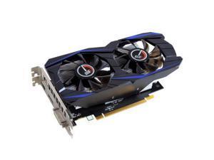 CORN GTX 960 128-Bit 4GB GDDR5 Graphic Card with dual fans DirectX11 Video Card GPU PCI Express 3.0 DP/DVI-D/HDMI,Play for LOL,PUBG,OW,Apex,CSGO etc.