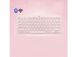Logitech K380 920-007559 Pink  Bluetooth Wireless Mini Keyboard