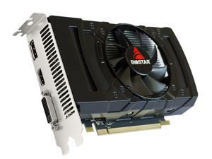 Biostar AMD RX550 128-Bit 4GB GDDR5 Graphic Card with fan Support DirectX12 Video Card GPU PCI Express 3.0 DP/DVI-D/HDMI,Play for LOL,DOTA,CSGO,Apex etc.