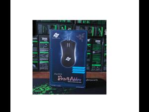 Razer DeathAdder Ergonomic PC 6400DPI Gaming Mouse - CLG Exclusive Team Edition