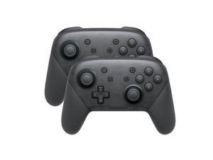 CORN Bluetooth Wireless Pro Controller Gamepad Joystick for NS Switch Console Support Somatosensory Vibration Screenshot Axis - 2Pcs