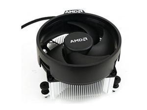 AMD Wraith Spire Socket AM4 4-Pin Connector CPU Cooler With Copper Core Base & Aluminum Heatsink & 3.81-Inch Fan
