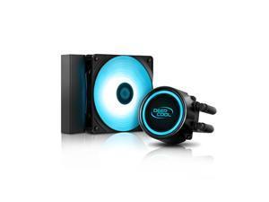 DeepCool GAMMAXX L120 V2/GAMMAXX L120T CPU Cooler -PWM function fan with blue LED lighting for LGA20XX/LGA1366/LGA115X,AM4/AM3+/AM3/AM2+/AM2/FM2+/FM2/FM1