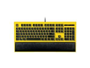 Razer Pokemon Pikachu Edition Gaming Keyboard For Girls- China Exclusive(Mouse is not included)
