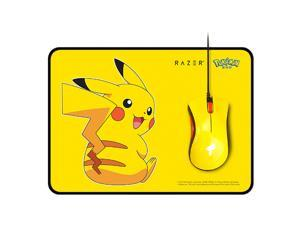 Razer Pokemon Pikachu Edition Gaming Mouse with Pad for Girls - China Exclusive (No Keyboard)