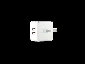 OMNIHIL 2-Port USB Charger for Kocaso MID M870 M870 b M870w M836 M836 b M836w WIFI Tablet PC