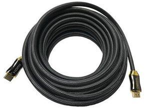 """OMNIHIL Replacement (30FT) HDMI Cable for ViewSonic TD2230 22"""" 1080p 10-Point Multi Touch Screen Monitor"""
