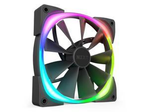 NZXT AER RGB 2 - 120mm - RGB LED - Fluid Dynamic Bearing - PWM Fan for Hue 2 - Single