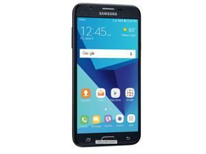 "Cricket Wireless Locked Samsung Galaxy Halo DSMN5019 5.5"" 16GB 8MP 4G LTE Black"