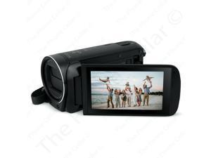 Canon VIXIA HF R80 16GB HD Flash Memory Camcorder - Black