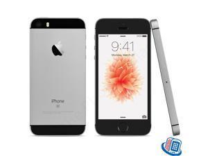 "Apple iPhone SE A1662 16GB 4G LTE Unlocked Smartphone 4.0"" 2GB RAM Space Gray"