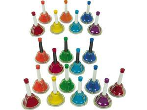 Rhythm Band 20-Note Hand/Desk Bell Set
