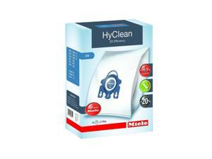 Miele 10123210 AirClean 3D Efficiency Dust Bag, Type GN, 4 Bags & 2 Filters