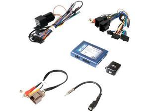 PAC RP5-GM31 ALL-IN-ONE RADIO REPLACEMENT & STEERING WHEEL CONTROL INTERFACE (FOR SELECT GM(R) VEHICLES WITH ONSTAR(R))