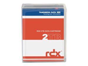 Tandberg RDX QuikStor - RDX x 1 - 2 TB