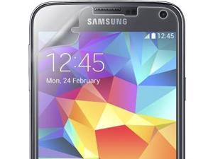 Amzer Shatterproof Screen Protector - Front Coverage For Samsung Galaxy S5 SM-G900