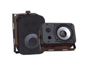 Pyle PylePro PDWR40B Indoor/Outdoor Speaker - 2-way