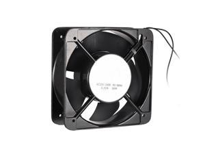 Cooling Fan 150mm x 150mm x 50mm DC 220V-240V 0.22A Dual Ball Bearings