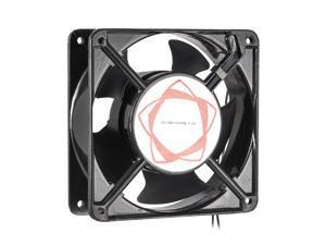 2pcs Cooling Fan 120mm DP200A DC 220-240V 0.14A Long Life Sleeve Bearings