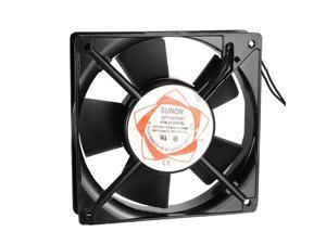 Cooling Fan SF12025AT DC 220-240V 0.10A Long Life Sleeve Bearings