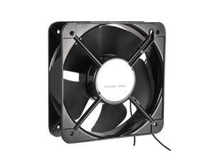 Cooling Fan 200mm x 200mm x 60mm DC 220V/240V 0.45A Dual Ball Bearings
