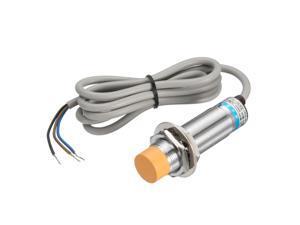 Unique Bargains 8mm Respondent Proximity Sensor Switch NPN NO DC6-36V 300mA LJ18A3-8-Z/BX