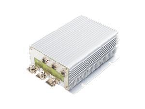 uxcell Voltage Converter Regulator DC/DC DC12V to DC48V 10A 480W Car Truck Boost