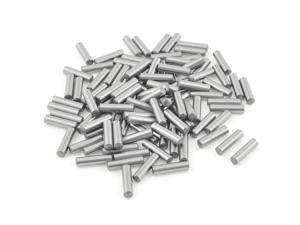 Unique Bargains 100 Pcs 3.6mm x 15.8mm Parallel Dowel Pins Fasten Elements