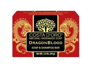 Siege Natural Soap, Dragonblood scented, 5508