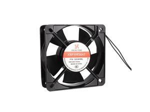 Cooling Fan 135mm x 135mm x 38mm XRF13538AT DC 220-240V 0.14A Dual Ball Bearings