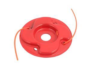 Metal Plate Permanent Nylon Line String Grass Trimmer Head Mower Accessory