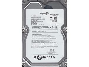 ST31500341AS, 9VS, TK, PN 9JU138-568, FW CC71, Seagate 1.5TB SATA 3.5 Hard Drive
