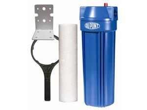 DUPONT WFPF13003B Filter System,3/4 in NPT,5 gpm