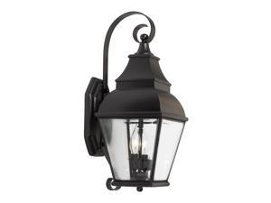 Elk Lighting Outdoor Wall Lantern Bristol Collection, Solid Brass - 5215-C