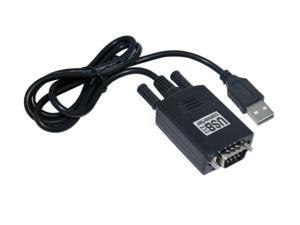 USB to RS232 Converter Adapter for Win 7 MAC OS