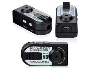Q5 HD 720P Mini Hidden DV DVR Spy Digital Camera Camcorder Video Mini 8Pin USB New