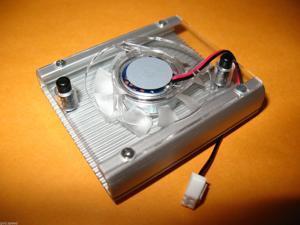 PC Mac Desktop Video Graphics VGA Card Chipset Cooling Heatsink Cooler Fan 55mm