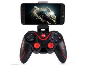 T3 Wireless Bluetooth Gamepad Gaming Controller Black
