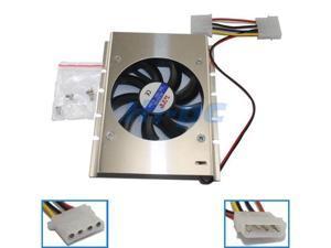 """3.5"""" HDD/HD Hard Disk Drive Cooler Cooling Fan Heatsink"""