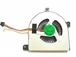 New 4 pin Laptop CPU Cooling Fan For Lenovo IdeaPad U510 U510-IFI Notebook DC28000DFA0 AB07005HX08FB00 (CWVITU5) Cooler Fan