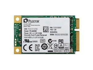 Plextor M6M 64GB SATA III mSATA Internal Solid State Drive PX-64M6M