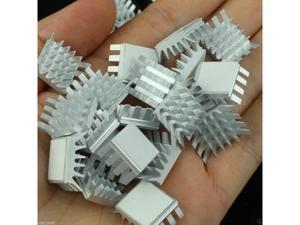 LOT OF 100 PCS Aluminum VGA Card Xbox360 DDR RAM Memory Cooling Cooler Heatsink
