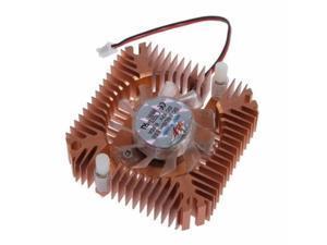 55mm Cooling Fan Heatsink Cooler for PC Computer Laptop CPU VGA Video Card